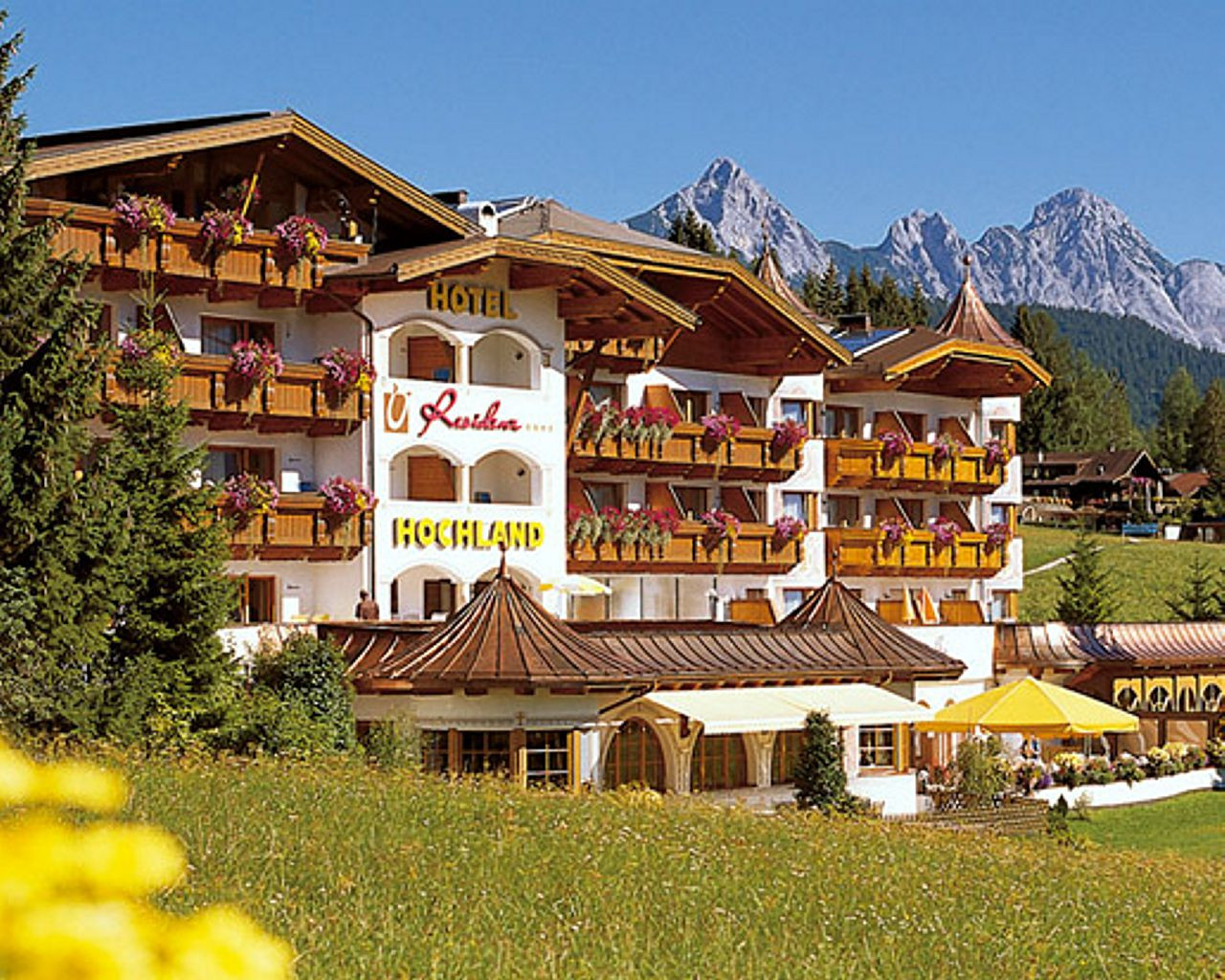 Hotels In Seefeld